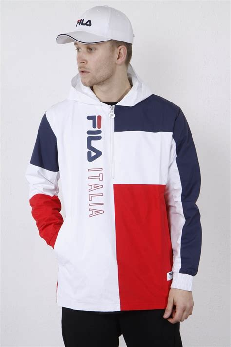 Fila T Shirt Biella streetammo clothing fila biella jacket