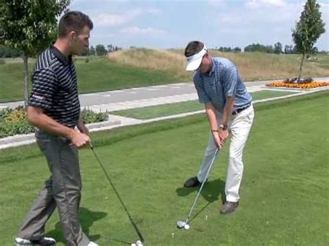 golf swing balance drills one foot drill for a better balanced golf swing youtube
