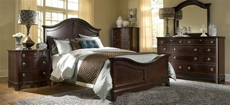 Courts Bedroom Furniture Ferron Court Bedroom Collection By Broyhill Shop Hickory Park Furniture Galleries