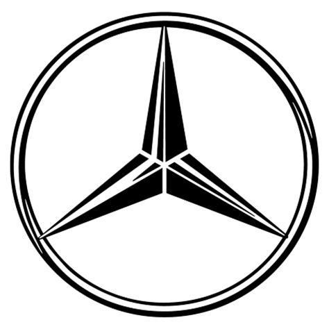 mercedes logo vector mercedes logo eps
