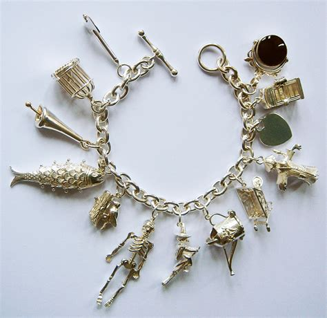 charm bracelet welded bliss ebay stores