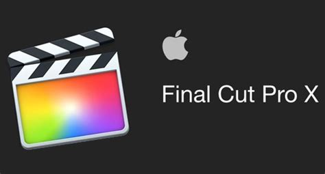 final cut pro hack for windows final cut pro x official logo mac heat