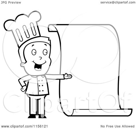 menu free coloring pages