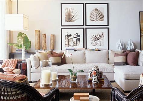 earthy living room ideas 36 tropical decorating ideas fresh the fashion runways freshome