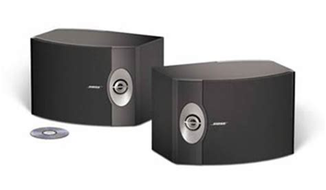 bose  direct reflecting stereo speakers book shelf