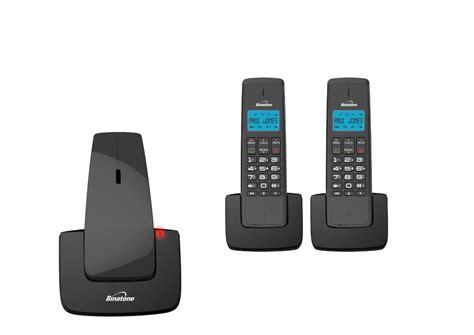 3 binatone designer 2115 bluetooth dect home phones
