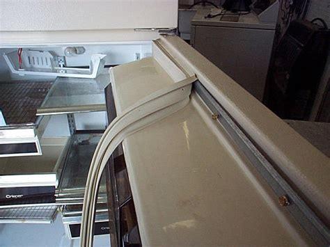 kenmore refrigerator door won t stay closed fixya