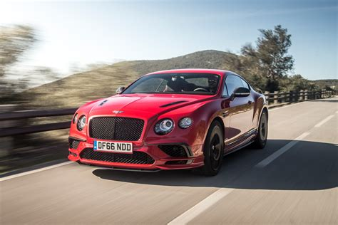 bentley supersport black launching the new bentley continental supersports mr