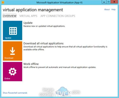 virtual c section microsoft app v 5 installation and configuration using