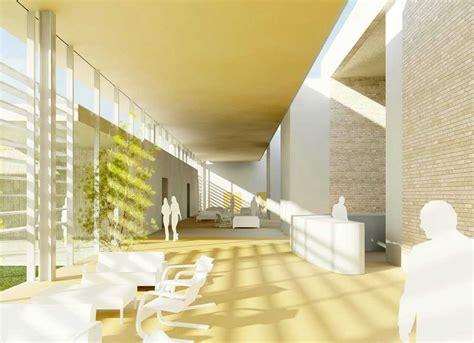 design healing environment james cook university hospital cancer centre