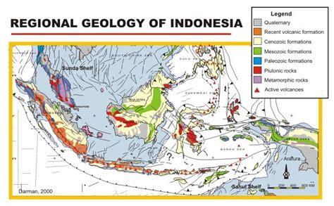 The Geology Of Indonesia Volume 1 Dan 2 Atlas geografi lingkungan cekungan geologi paparan sunda