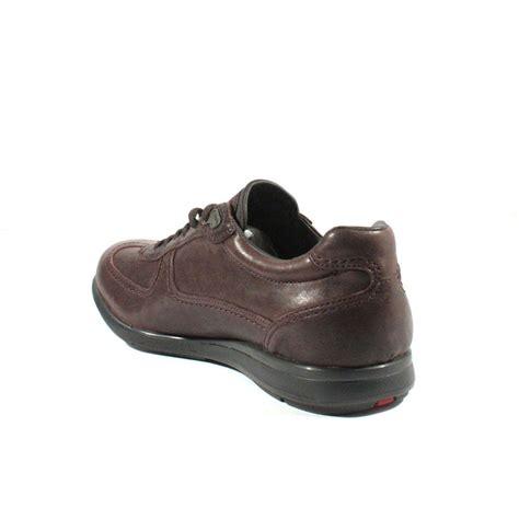 prada mens shoes brown nappa aviator six lace up sneakers