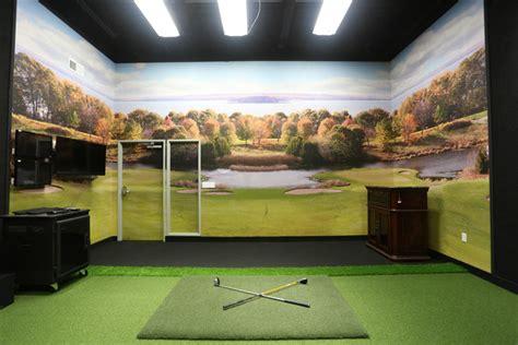 room design simulator project golf simulator room codaworx
