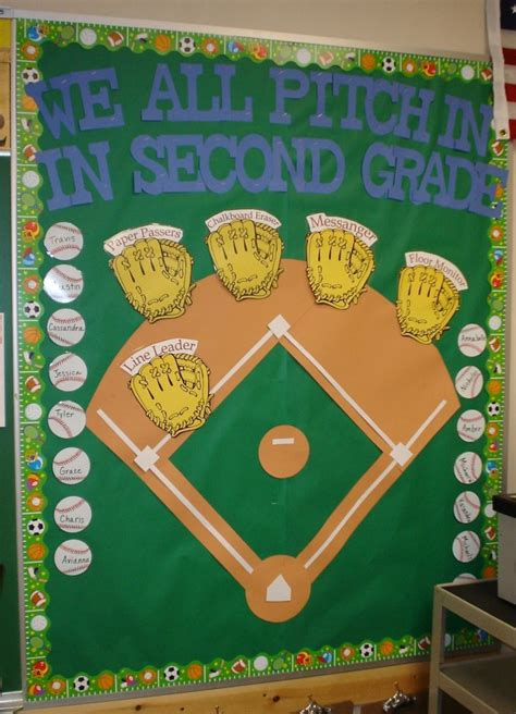 sports theme decorations sports themed classrooms clutter free classroom