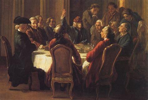 chi erano gli illuministi un d 238 ner de philosophes voltaire condorcet et diderot