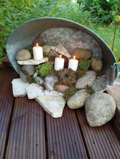 Zinkwanne Gartendeko by 1000 Ideen Zu Gartendeko Auf Gartenschmuck