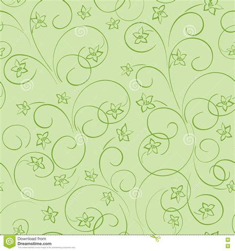 green pattern web background light green vector floral background seamless pattern