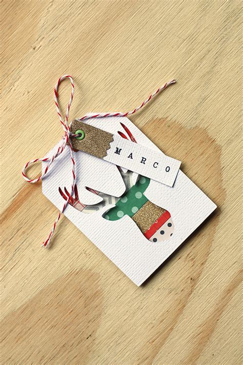 Handmade With Tags - handmade gift tags