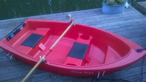 pioner 8 roeiboot met houten roeispanen advertentie 497236 - Pioneer 8 Roeiboot