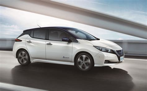 New Nissan 2018 Leaf by All New 2018 Nissan Leaf Unveiled With Increased Power