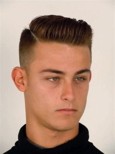 mens hair no part fade side part side left i like try 09 28 2013