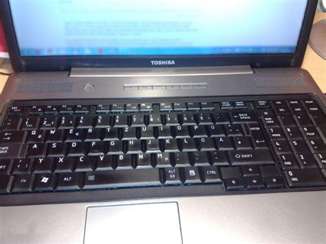 cleaning how to clean a keyboard in toshiba laptop user