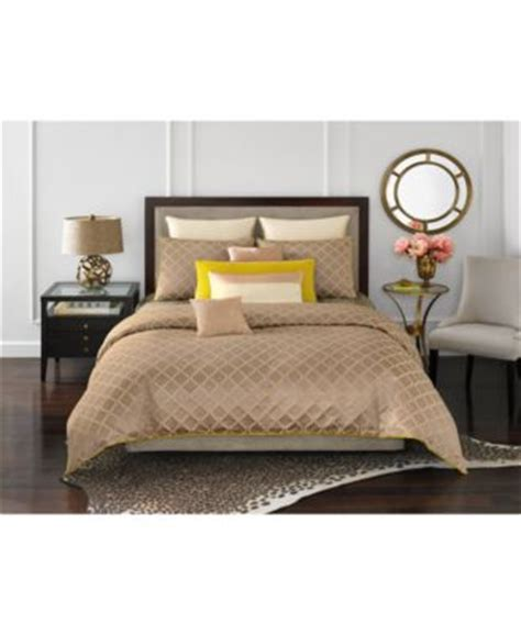 vince camuto rose gold comforter closeout vince camuto home marseille king comforter mini