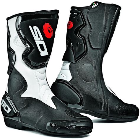 superbike boots sidi fusion motorcycle boots race sport boots