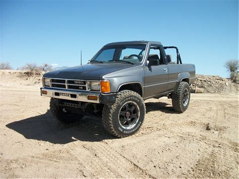 Toyota Road Parts 1989 Toyota 4runner Road Parts