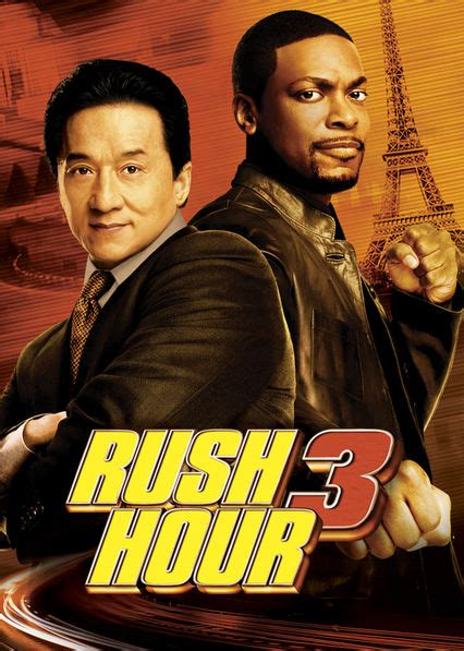 new zealand gangster film is rush hour 3 available to watch on netflix in