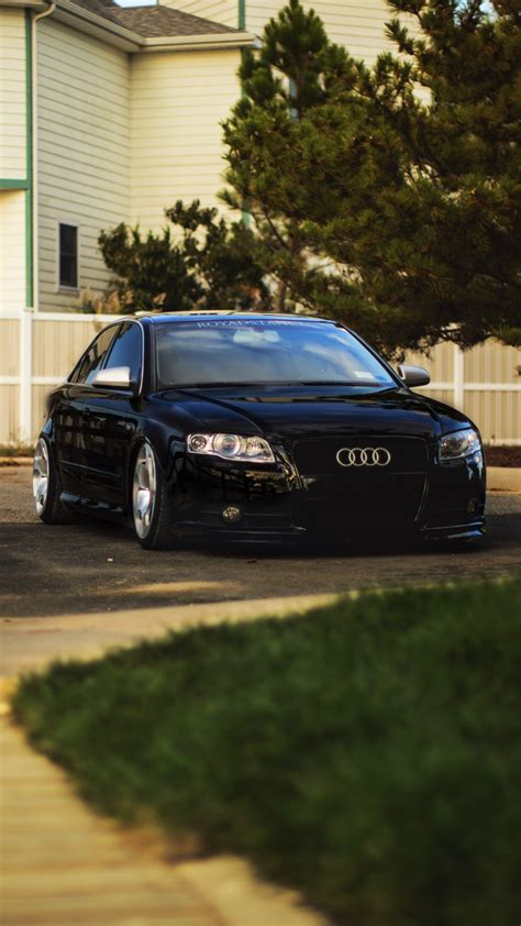 Audi A4 Mobile by Audi A4 Wallpaper For Mobile Gendiswallpaper
