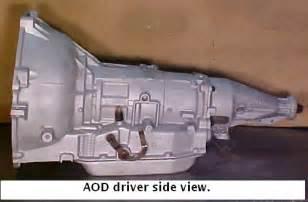 Ford Aod Forde Aod Transmission