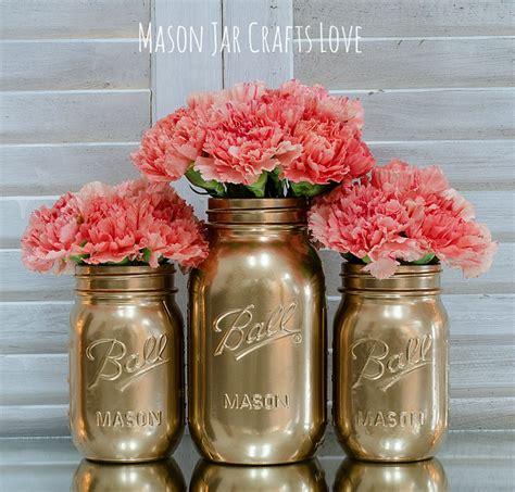 spray painting jars how to spray paint jars jar crafts