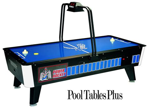 8 commercial air hockey