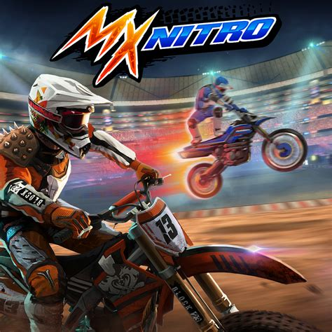 Pc Original Mx Nitro Steam mx nitro out now on ps4 xbox one pc the miniclip