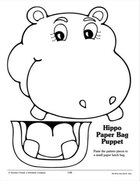 printable christmas paper bag puppets 353 best images about artes