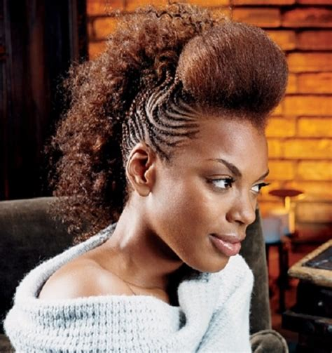 images of hair braiding in a mohalk african american hairstyles trends and ideas braided