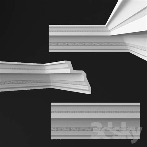 orac cornice 3d models decorative plaster cornice orac decor orac