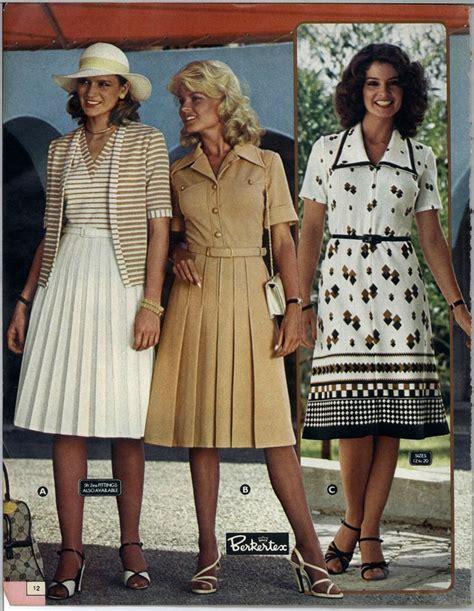 order stylosj 1978 marshal ward spring summer mail order catalogue
