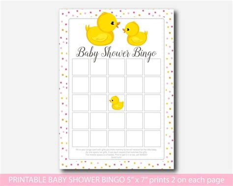 blank baby shower bingo card template 17 best ideas about blank bingo cards on bingo