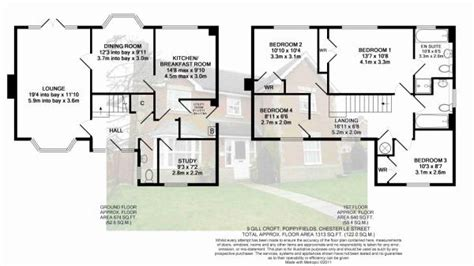 bryant victoria floor plan 4 bedroom detached house for sale in gill croft