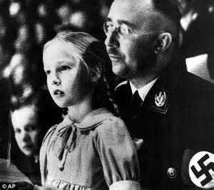 children of the sons and daughters of himmler g ring h ss mengele and others living with a s monstrous legacy books himmler s helps run support for mass