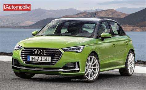 Audi Konfig by Plus D Espace Pour La Prochaine A1 L Automobile Magazine