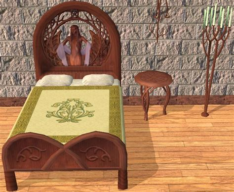 elven bedroom mod the sims elven bedrooms and bedding