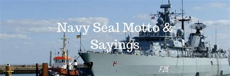 navy seal motto  sayings pure love messages
