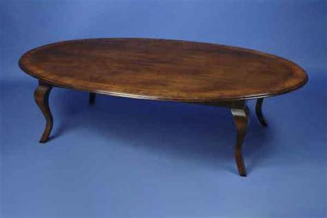 cherry oval coffee table cherry oval coffee table