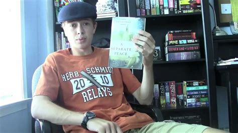 a separate peace book report a separate peace by knowles book review classic