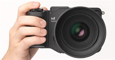 Sigma Sd Quattro sigma joins the mirrorless wars with the sd quattro and sd