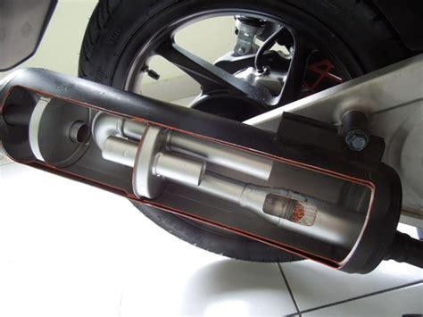 Knalpot Honda Vario125 Fi Original anatomoto honda vario techno 125 pgm fi safety
