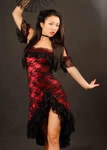 Spanish dress love this pin up burlesque pinterest